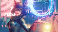 PC mods: Ada Wong, Wesker, and kitty biker Menat in Street Fighter 5: Arcade Edition image #3