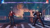 PC mods: Ada Wong, Wesker, and kitty biker Menat in Street Fighter 5: Arcade Edition image #6