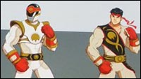 Ryu Ranger designs and images image #1