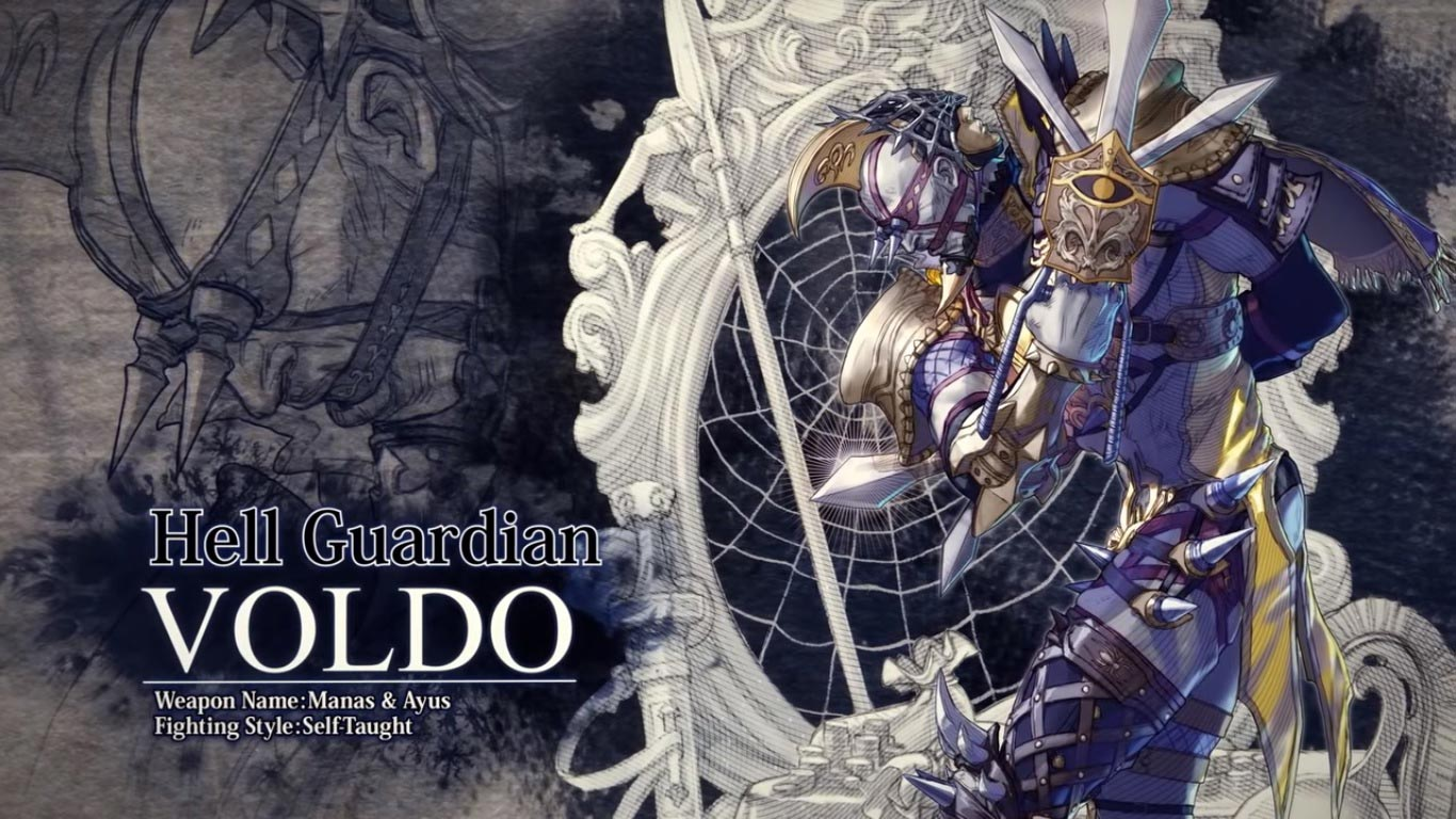 Voldo in Soul Calibur 6 1 out of 6 image gallery