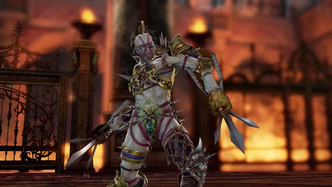 Voldo in Soul Calibur 6 2 out of 6 image gallery