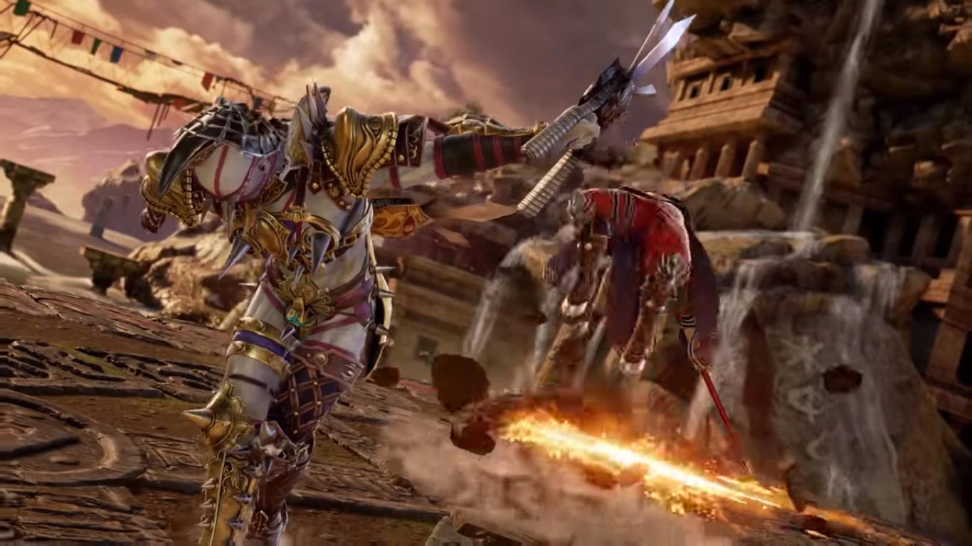 Voldo in Soul Calibur 6 5 out of 6 image gallery