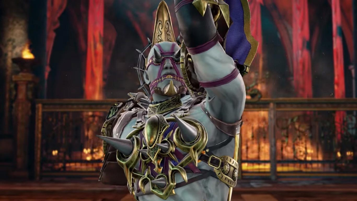 Voldo in Soul Calibur 6 6 out of 6 image gallery