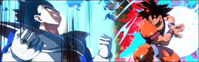 Base Form Goku and Vegeta receive new information and