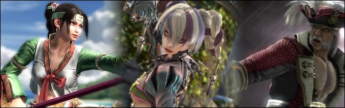 Soul Calibur 6 is still missing some key characters, let's have a