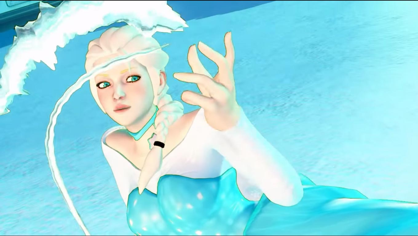 Elsa and Kula Diamond mods for Kolin 4 out of 9 image gallery