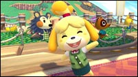 Vergeben leaks Isabelle in Smash Ultimate image #1