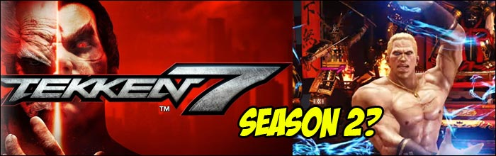 Tekken 7 reportedly getting second season of DLC content