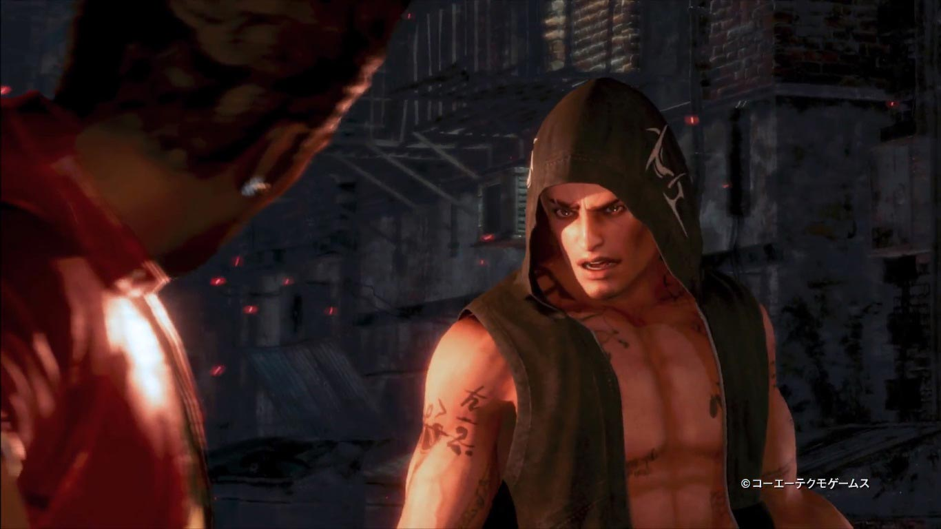 Diego and Rig in Dead or Alive 6 2 out of 6 image gallery