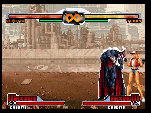 Female Terry Bogard in SNK vs. Capcom: SVC Chaos 1 out of 2 image gallery