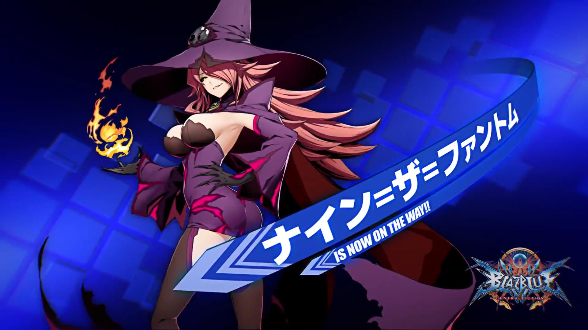 New characters announced for BlazBlue: Cross Tag Battle 1 out of 6 image gallery