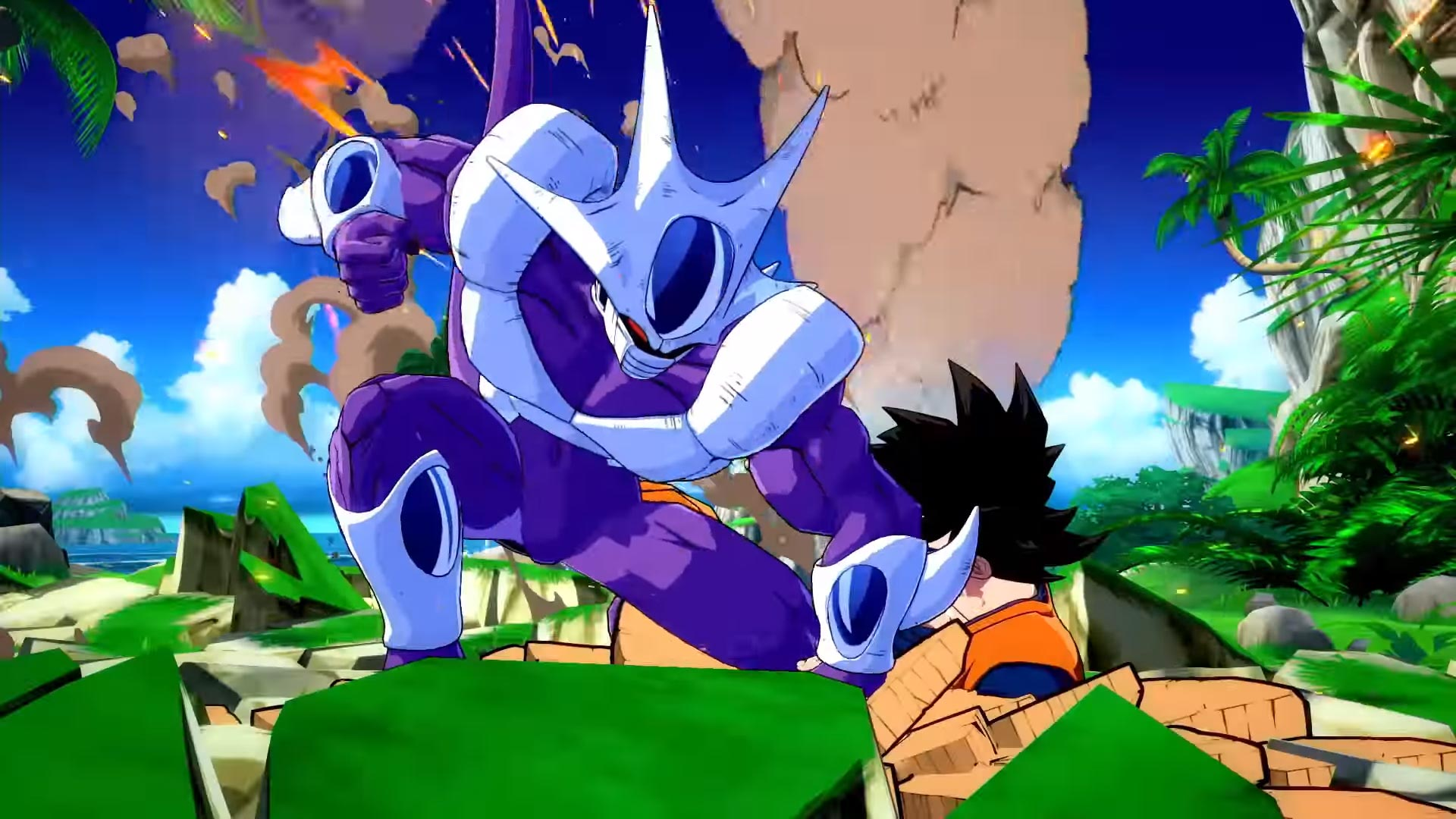 Cooler in Dragon Ball FighterZ 5 out of 9 image gallery