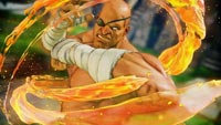 G and Sagat Street Fighter 5: Arcade Edition image #5
