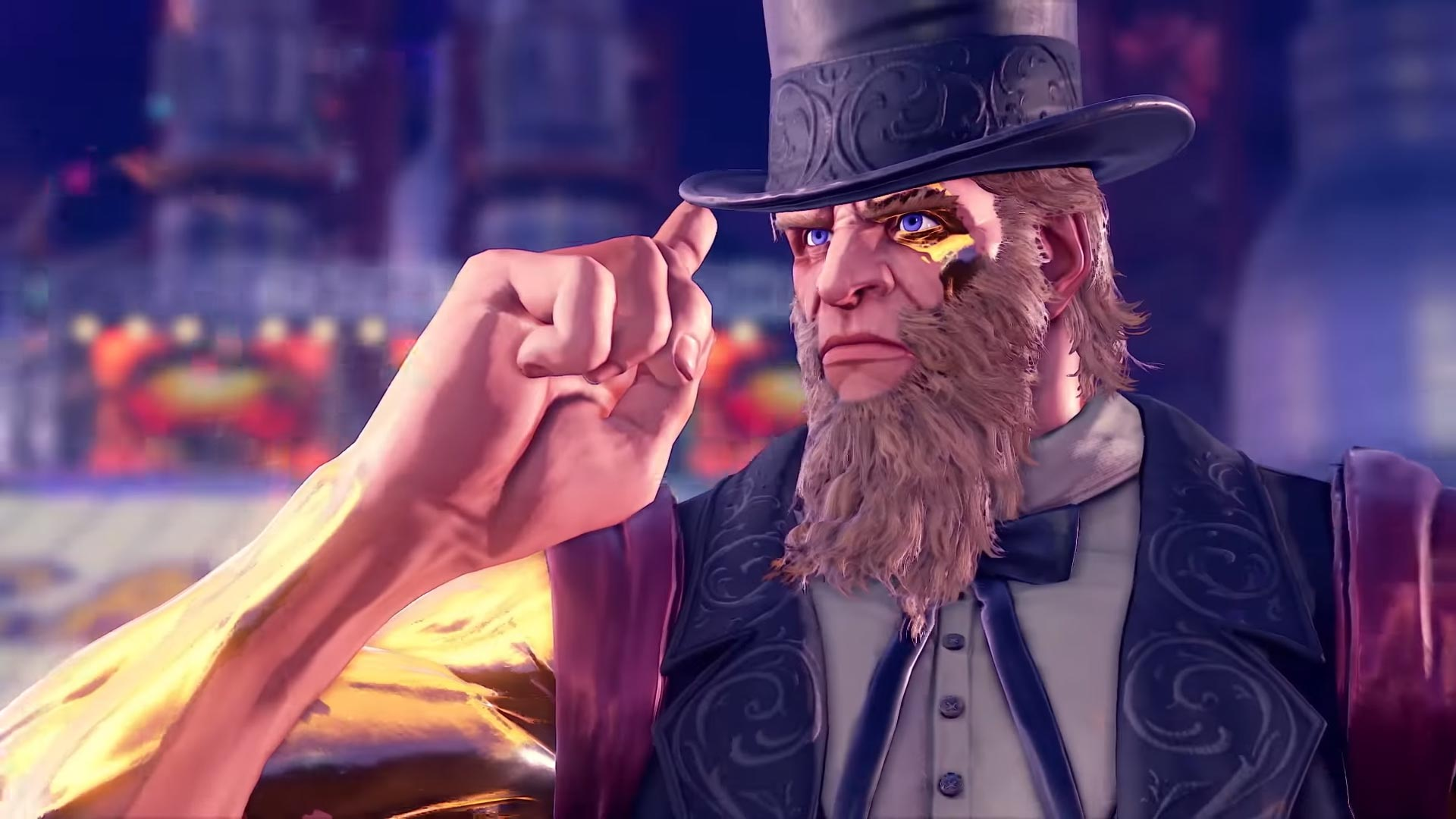 G and Sagat Street Fighter 5: Arcade Edition 8 out of 15 image gallery