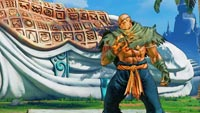 G and Sagat Street Fighter 5: Arcade Edition  out of 15 image gallery