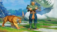 G and Sagat Gallery image #8