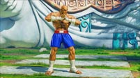 G and Sagat Gallery image #12