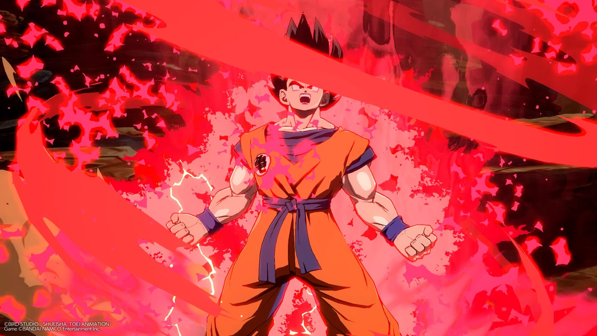 Base Form Goku and Base Form Vegeta now available in Dragon Ball FighterZ 6 out of 12 image gallery