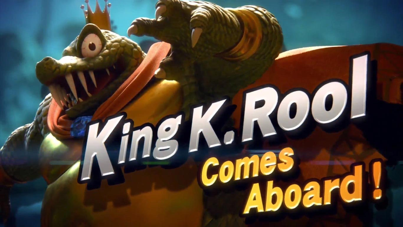 King K. Rool and Simon Belmont in Super Smash Bros. Ultimate 2 out of 18 image gallery
