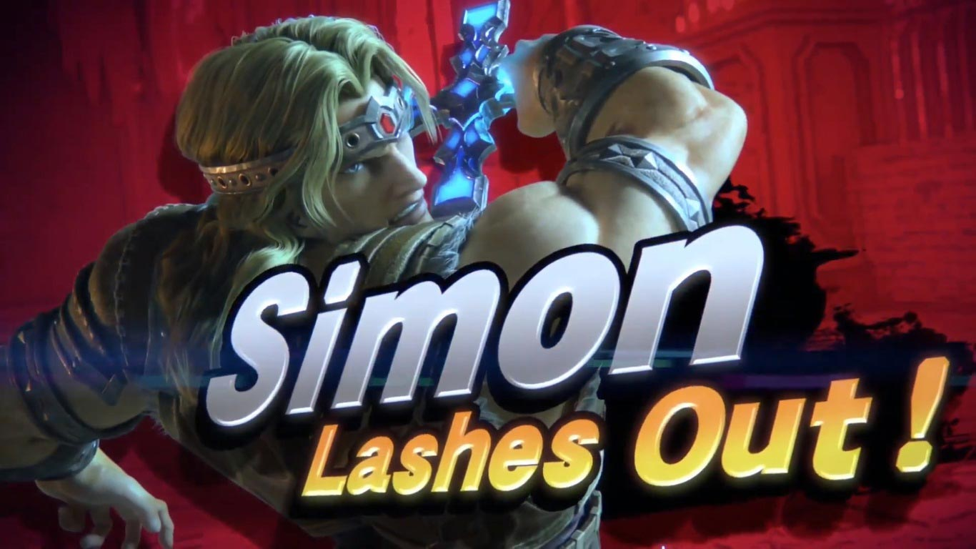King K. Rool and Simon Belmont in Super Smash Bros. Ultimate 3 out of 18 image gallery