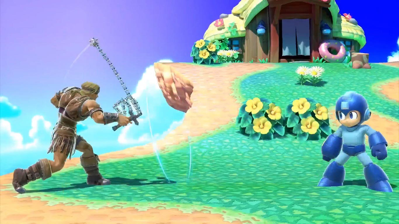 King K. Rool and Simon Belmont in Super Smash Bros. Ultimate 8 out of 18 image gallery