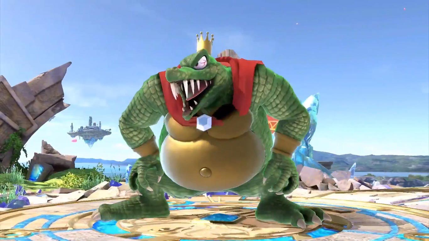 King K. Rool and Simon Belmont in Super Smash Bros. Ultimate 13 out of 18 image gallery