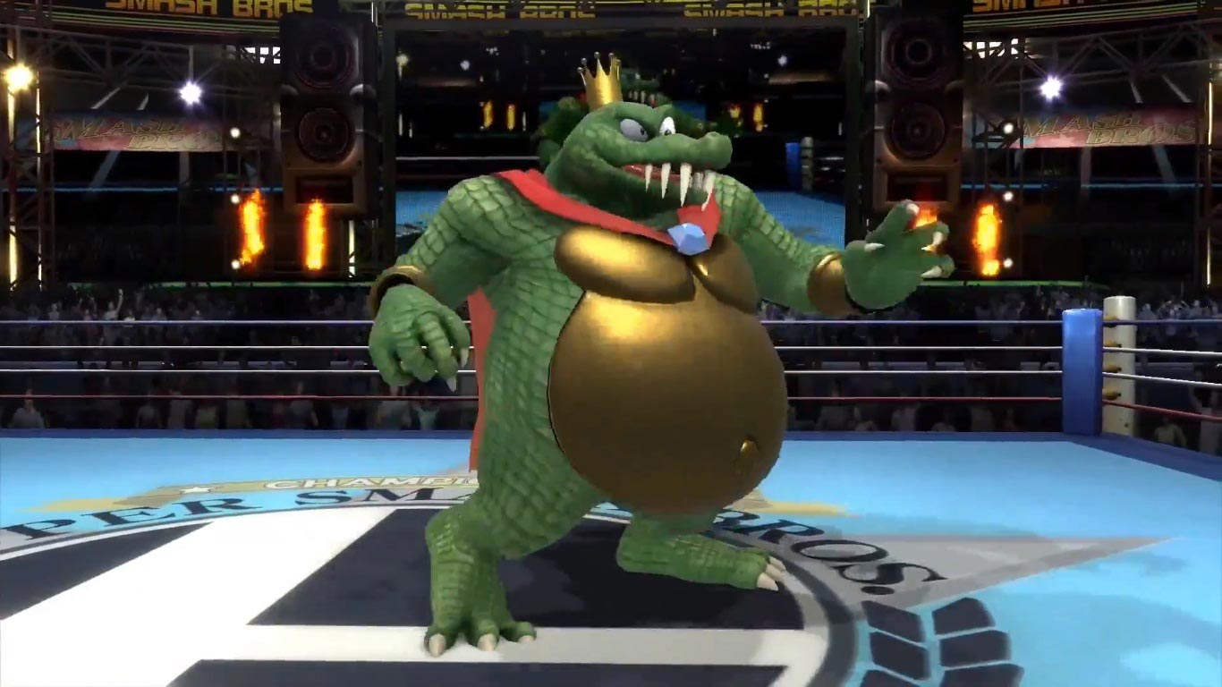King K. Rool and Simon Belmont in Super Smash Bros. Ultimate 15 out of 18 image gallery