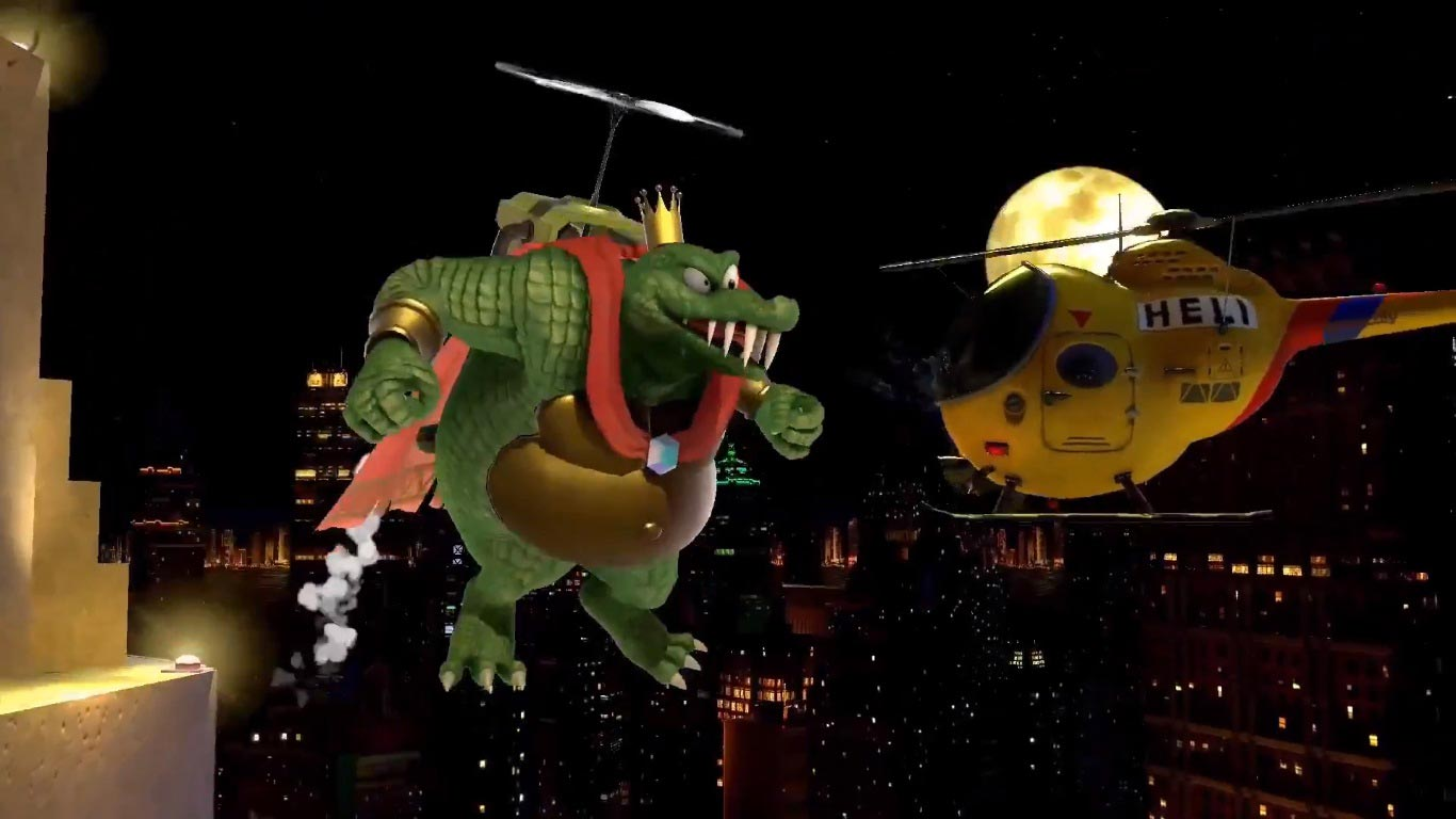King K. Rool and Simon Belmont in Super Smash Bros. Ultimate 16 out of 18 image gallery