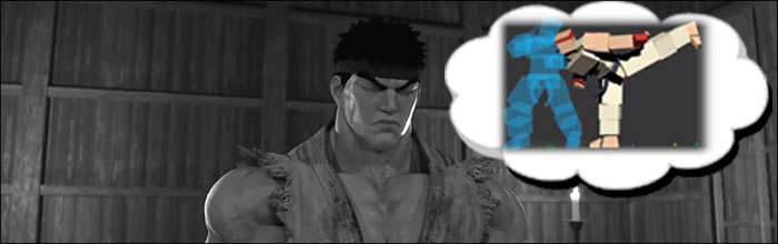 Ryu Street Fighter 5 Arcade Edition Balance Change Wish List Showcased Through Sample Animations