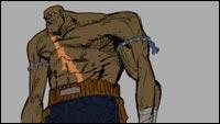 Sagat's SF5 concept art image #3