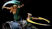 Nash and Guile diorama set image #3