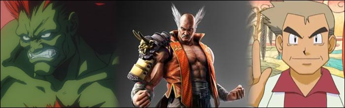 Unshō Ishizuka The Japanese Voice Of Tekken S Heihachi Dragon