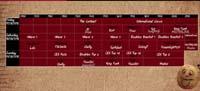 Heir 5 Schedule image #1
