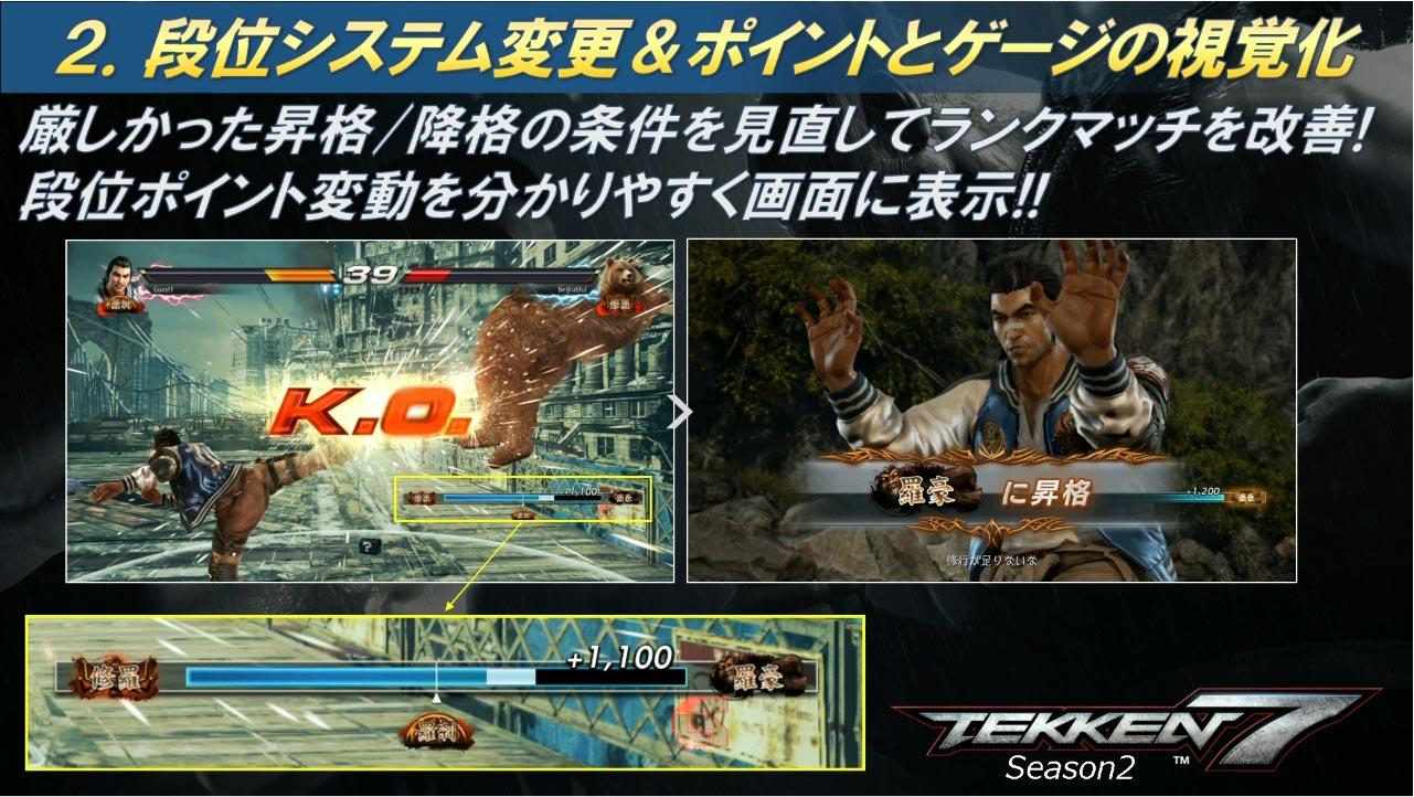 Tekken 7 Season 2 Gallery 6 out of 7 image gallery