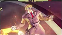 G becomes Q in this new PC mod for Street Fighter 5: Arcade