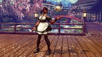Street Fighter 5 craft costumes for Menat, R. Mika, Kolin and Falke image #3