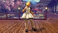 Street Fighter 5 craft costumes for Menat, R. Mika, Kolin and Falke image #4