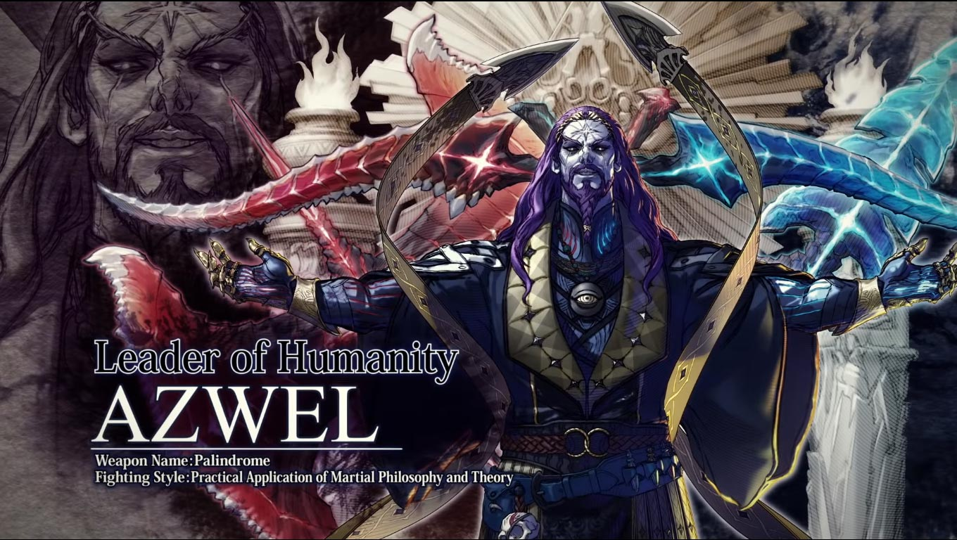 Azwel, Leader of Humanity 1 out of 9 image gallery