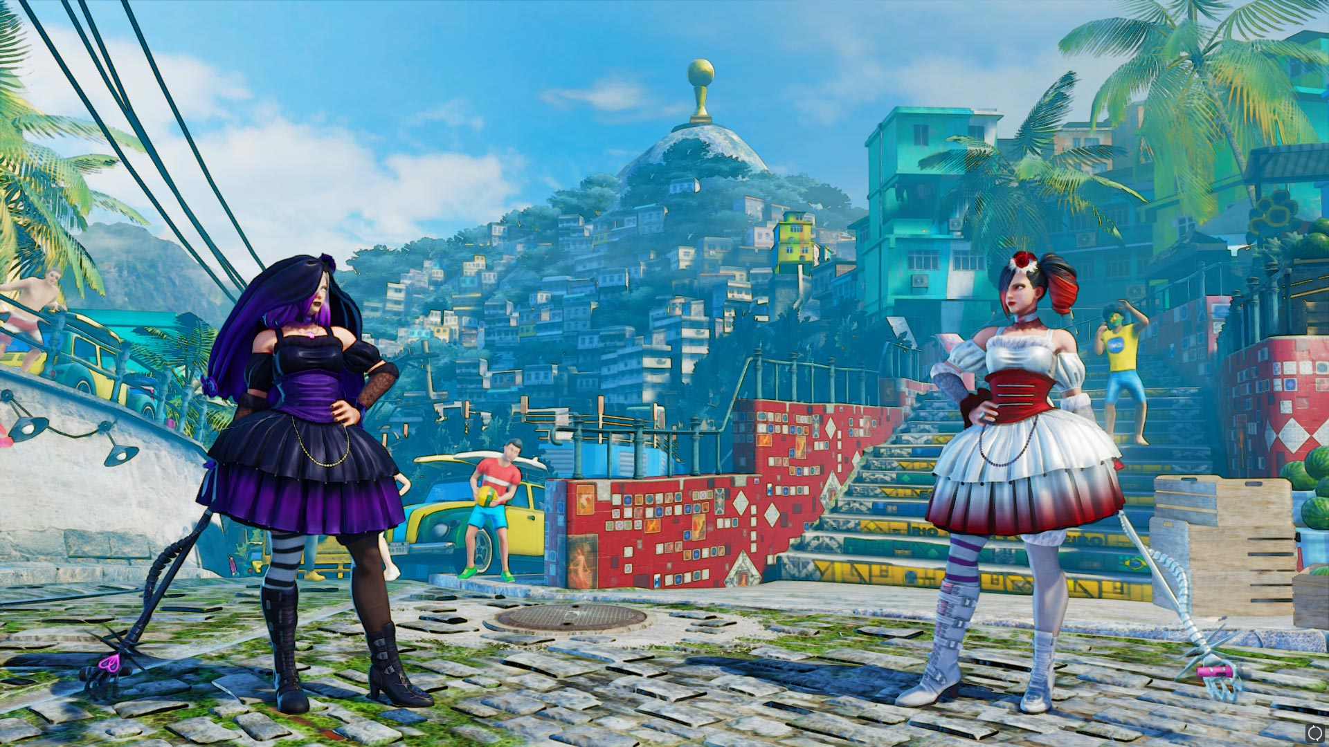Professional costume colors for Street Fighter 5 1 out of 21 image gallery