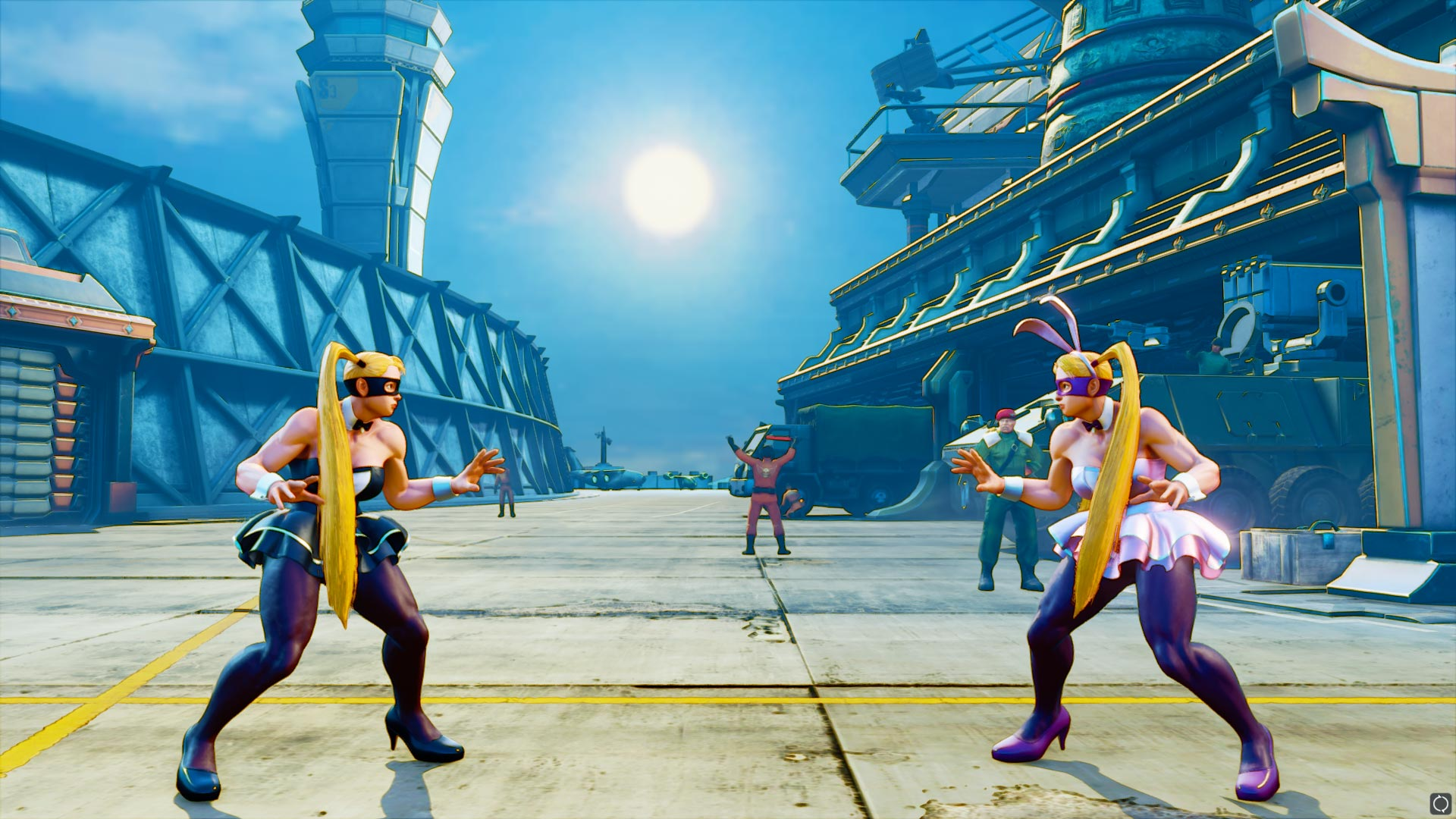 Professional costume colors for Street Fighter 5 4 out of 21 image gallery