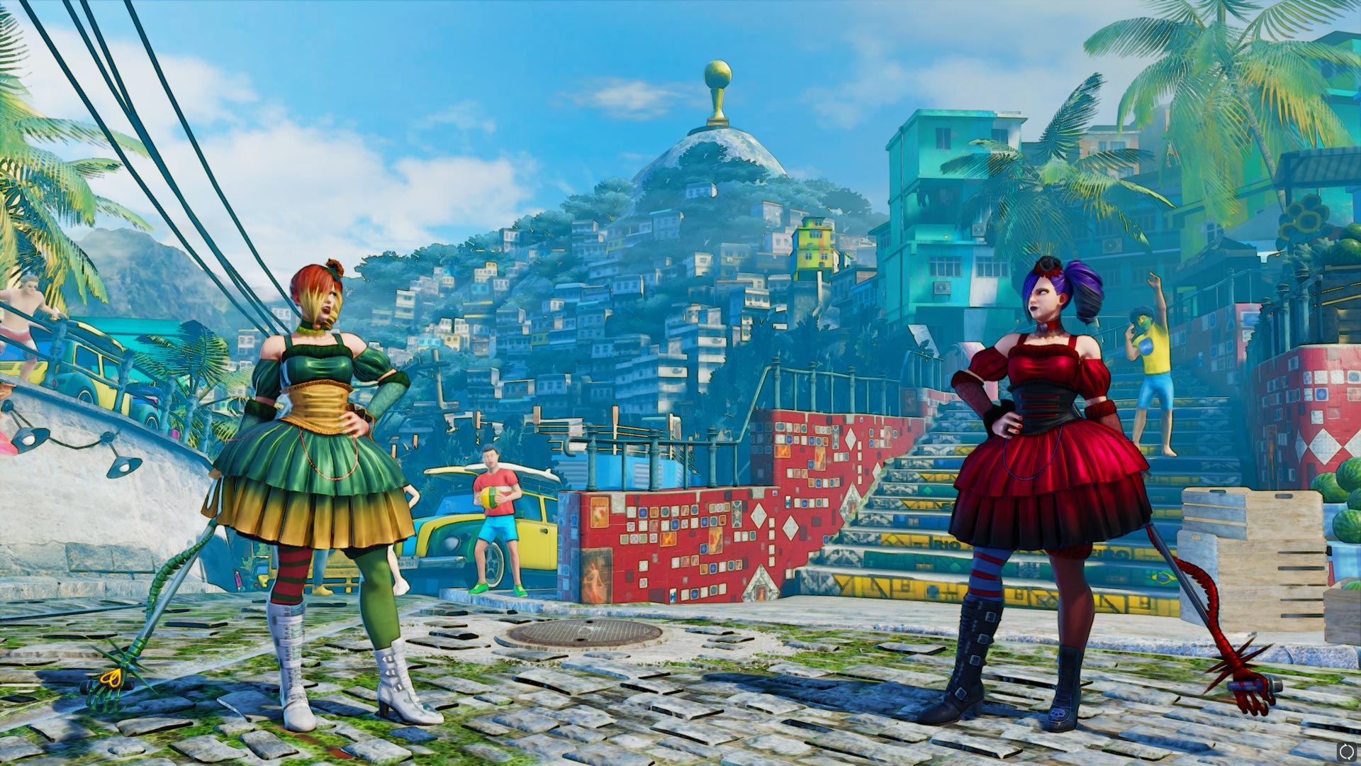 Professional costume colors for Street Fighter 5 6 out of 21 image gallery