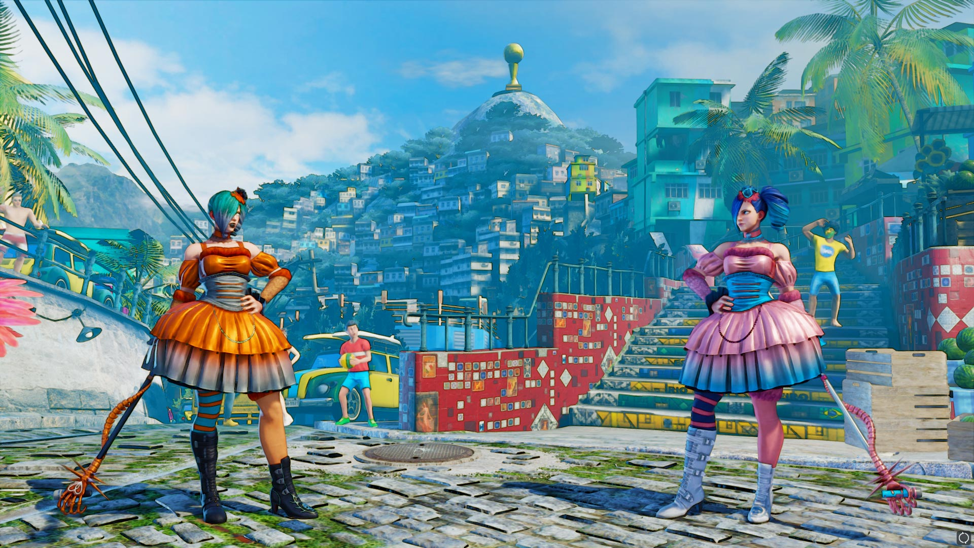 Professional costume colors for Street Fighter 5 7 out of 21 image gallery