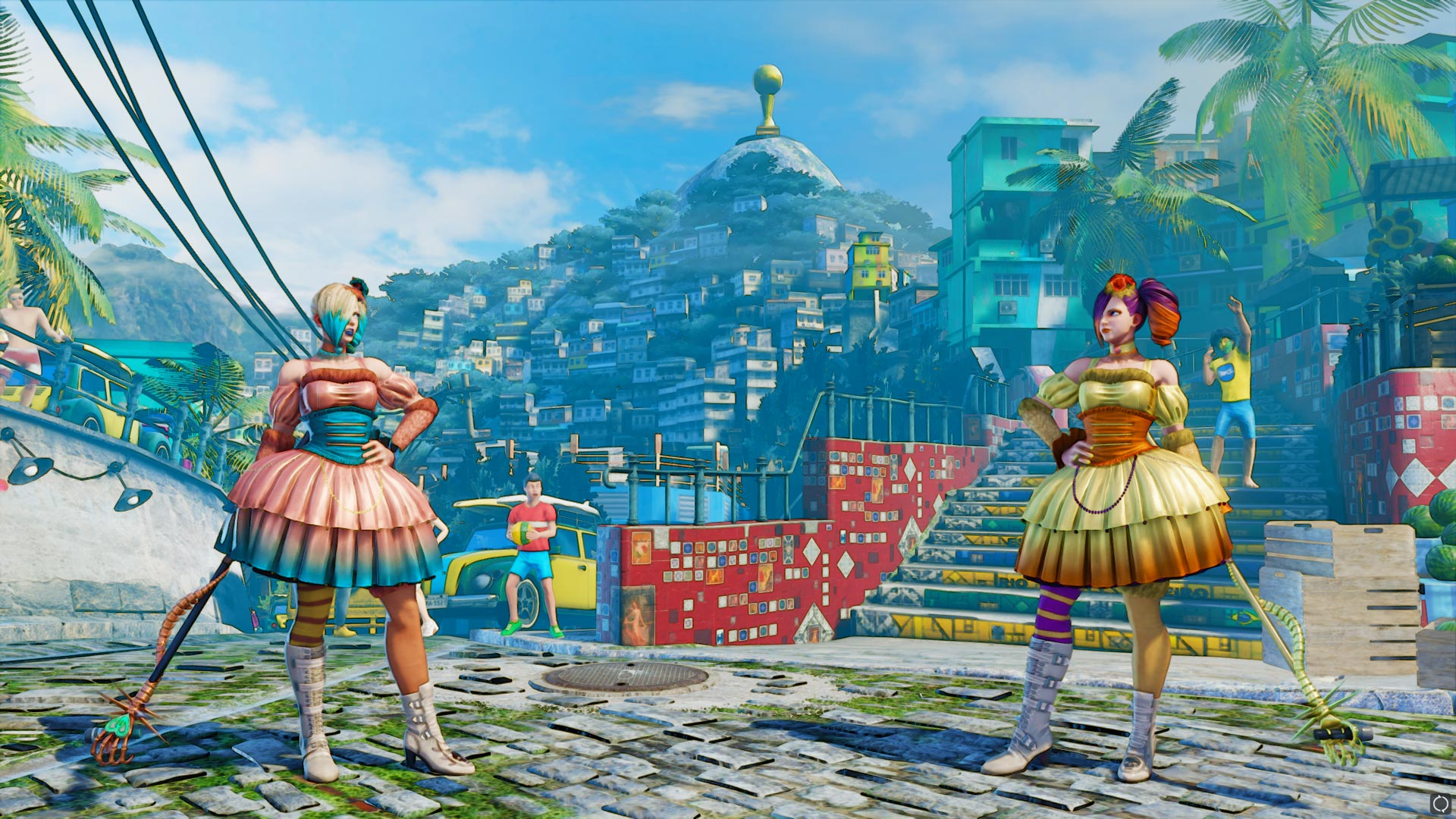 Professional costume colors for Street Fighter 5 8 out of 21 image gallery