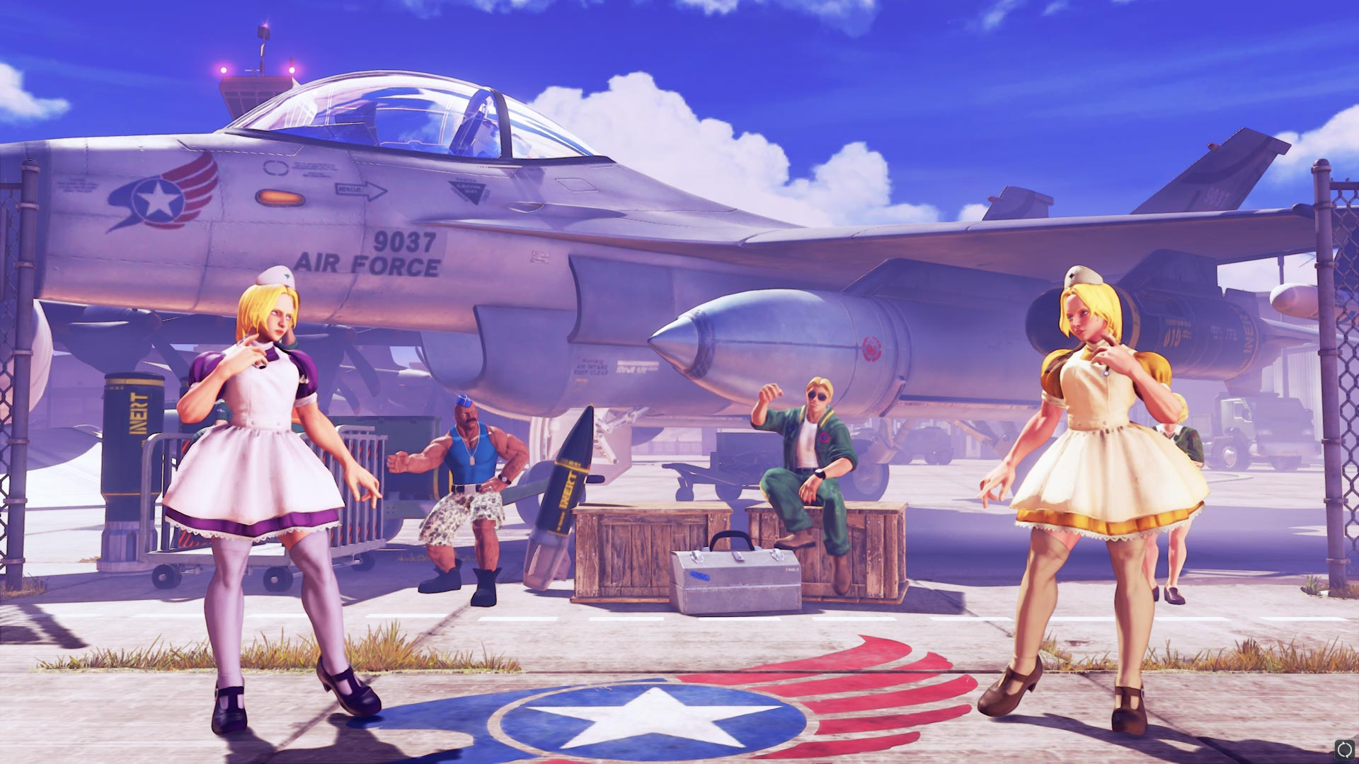 Professional costume colors for Street Fighter 5 10 out of 21 image gallery