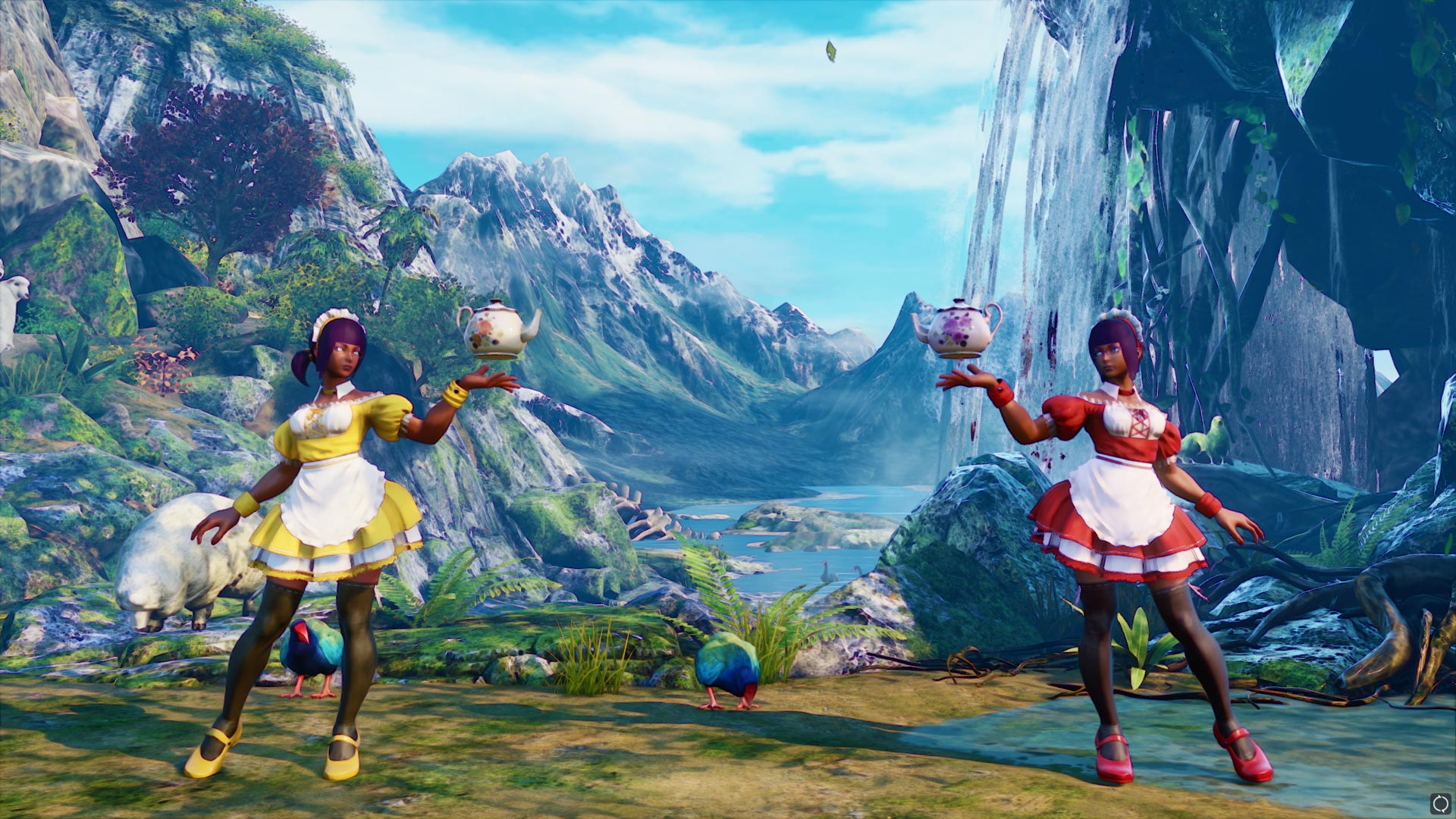 Professional costume colors for Street Fighter 5 13 out of 21 image gallery