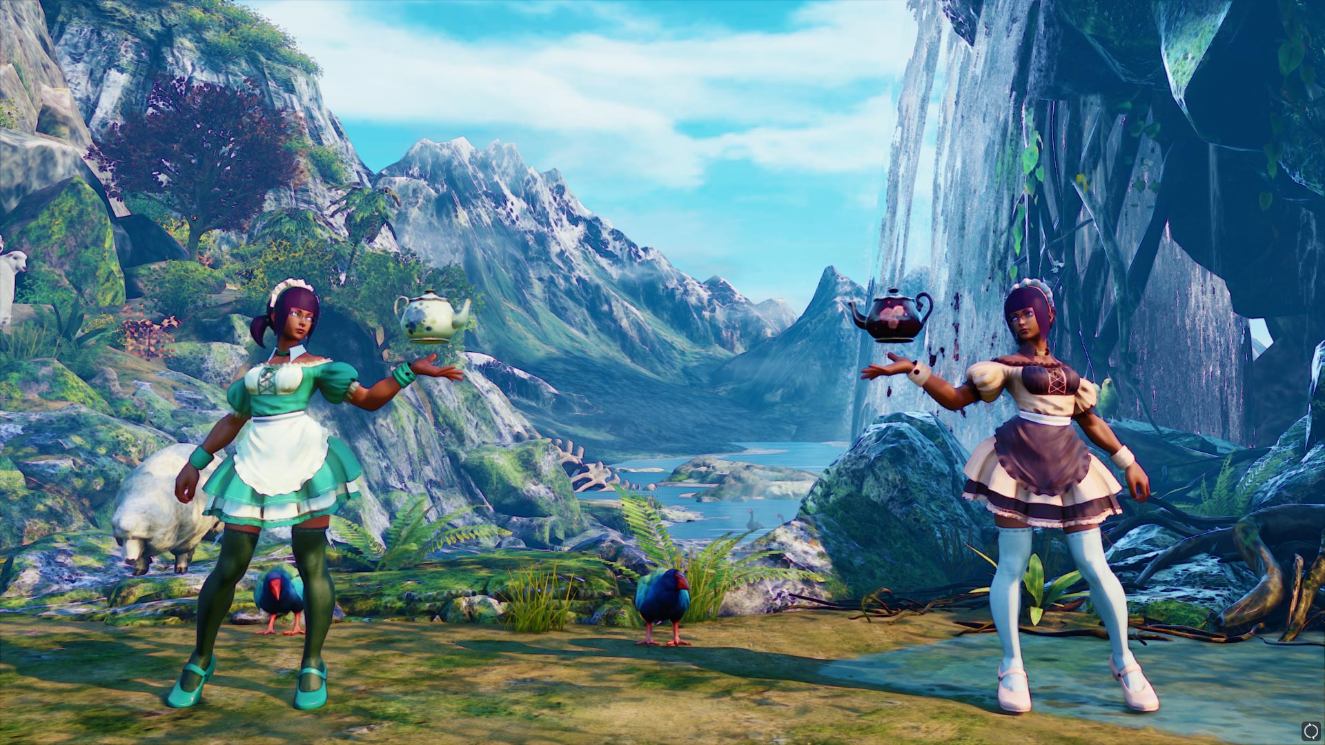 Professional costume colors for Street Fighter 5 14 out of 21 image gallery