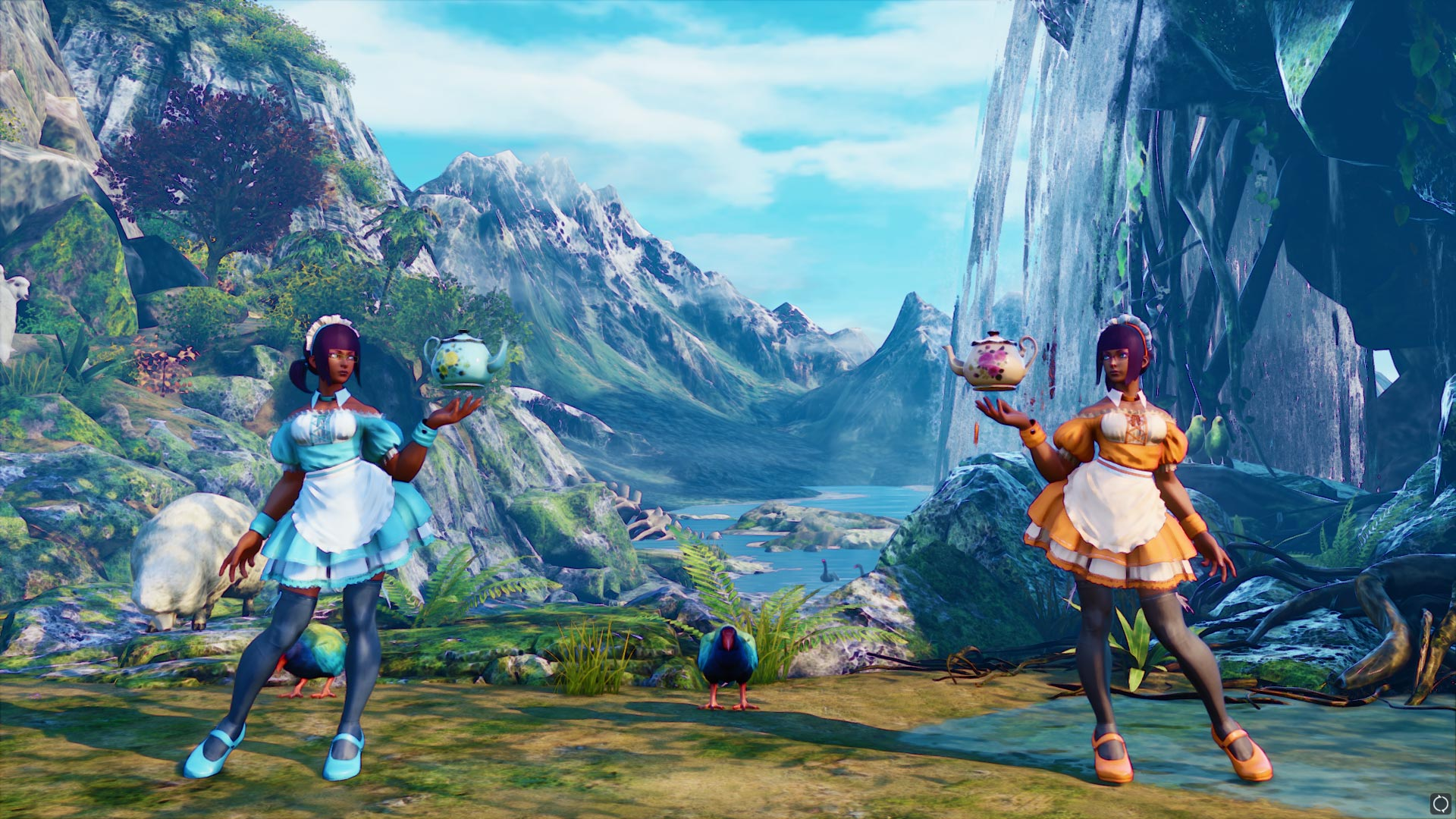 Professional costume colors for Street Fighter 5 16 out of 21 image gallery
