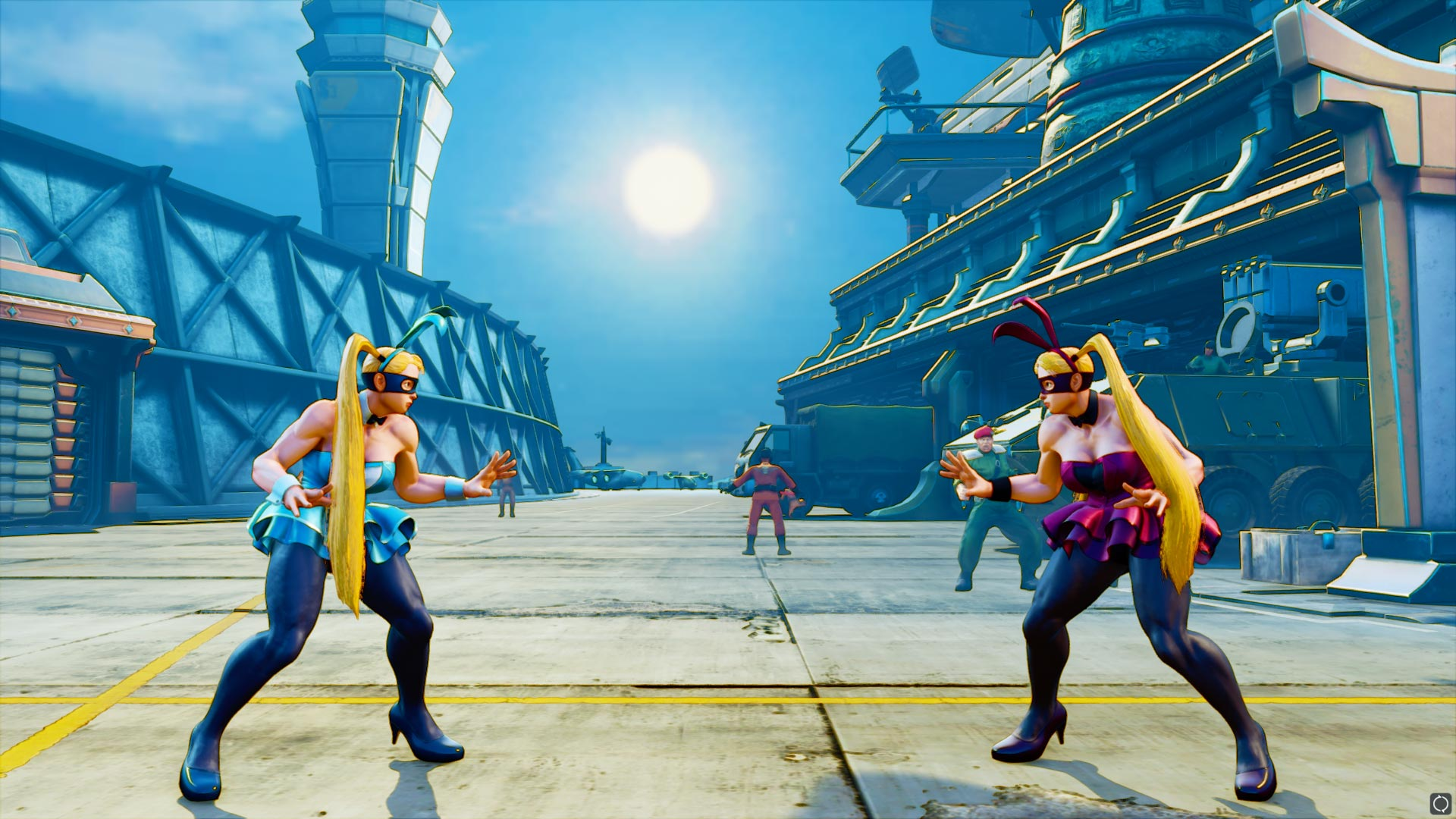 Professional costume colors for Street Fighter 5 17 out of 21 image gallery