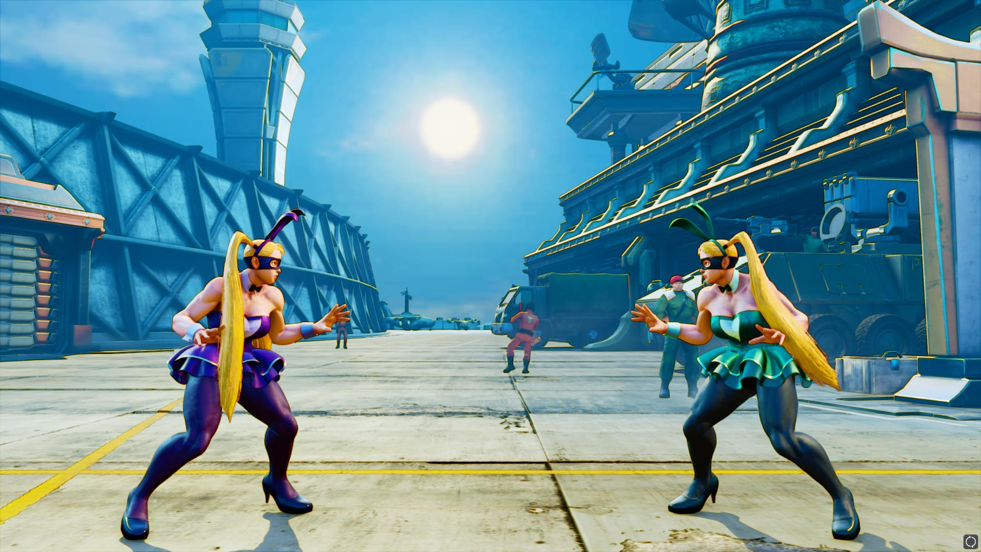 Professional costume colors for Street Fighter 5 18 out of 21 image gallery