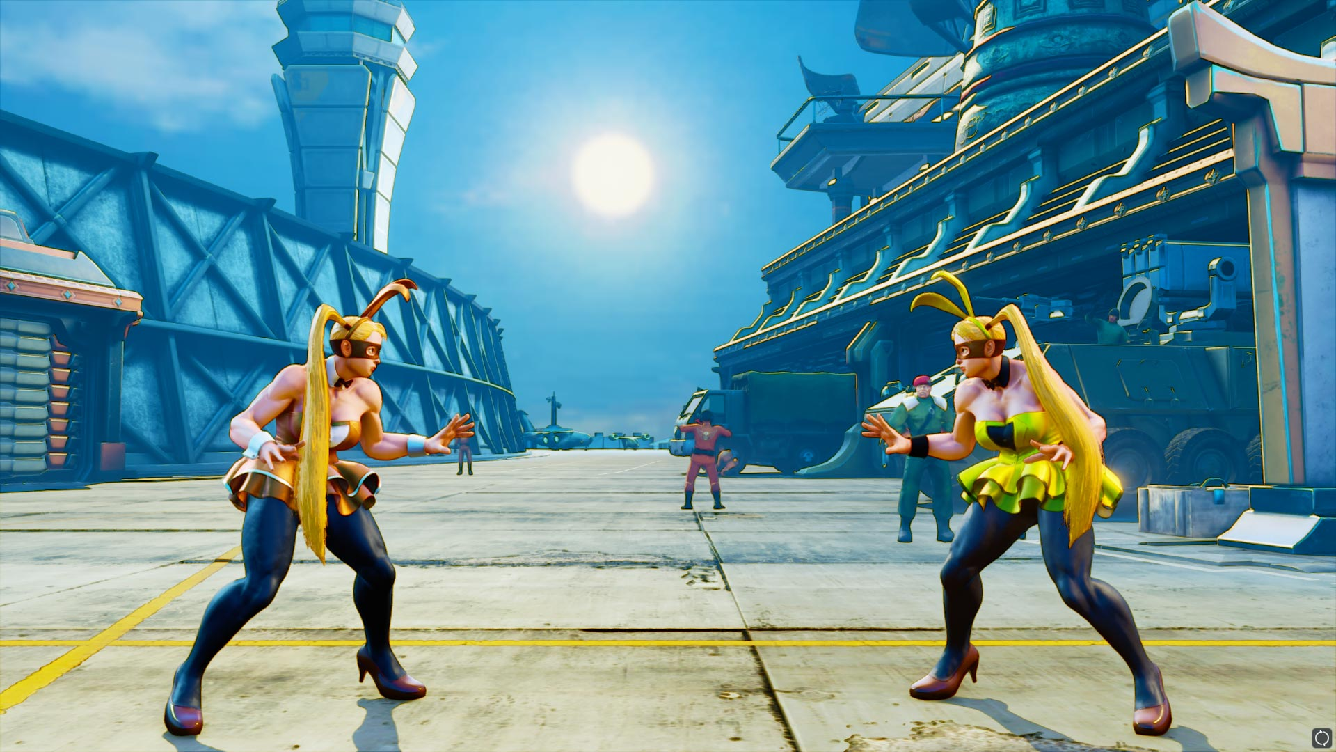 Professional costume colors for Street Fighter 5 19 out of 21 image gallery